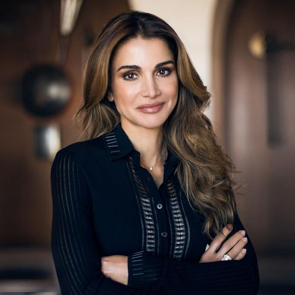 HER MAJESTY QUEEN RANIA
